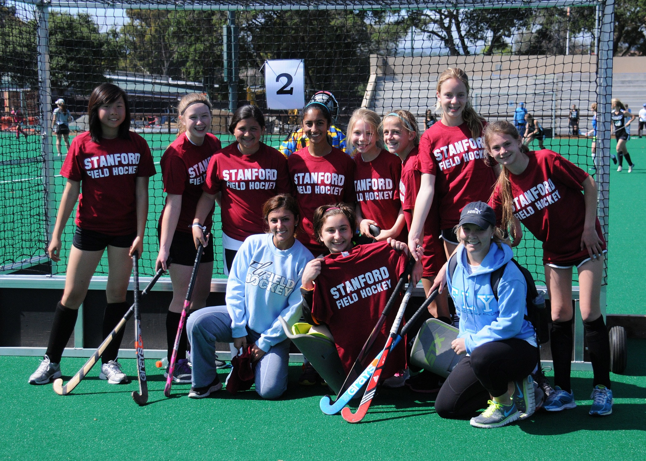 photo - Fly U19 Black Team is Stanford 5's Tourney Champion!